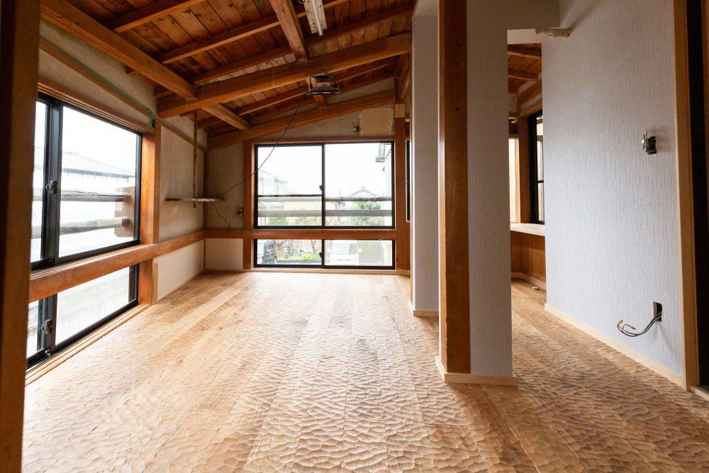 奈良の気候に適した自然が息づく住まい