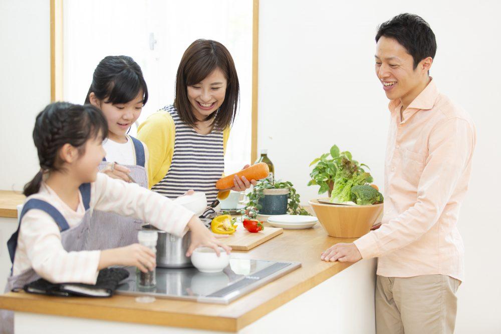キッチンをリフォームすることのメリット