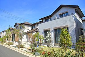 建売住宅とは、すでに新築の家が建てられその家を購入するというものです。