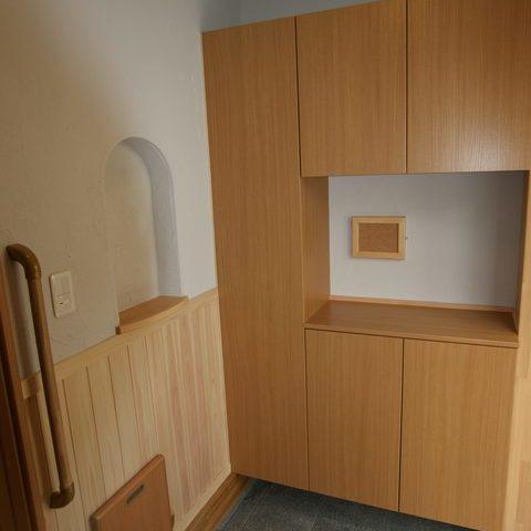 便利な玄関・ホール・収納